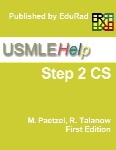 USMLE books for USMLE step 2, USMLE step 2 CS, USMLE step2 CS, USMLE Step 2 clinical skills, USMLE step 2 preparation
